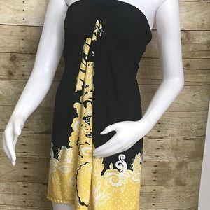 Sweet storm L summer dress